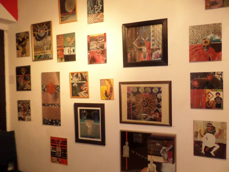 tot art wall