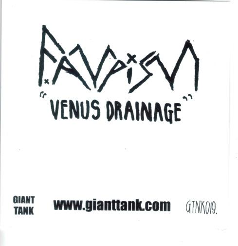 venus drainage back